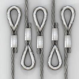 metal rigging supplies